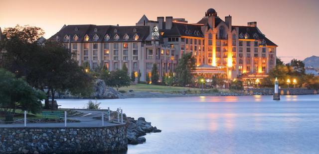 Delta Resort Victoria, British Columbia